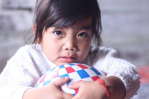 Cute, Toddler, Girl, Adorable, Face, Sweet, Expression