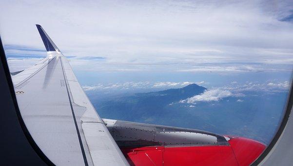 Flight, Airplane, Plane, Transportation, Aircraft