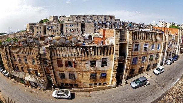 Alger, Algeria, City, Apartment, Social