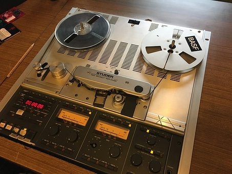 Disc Machine, Recorder, Disc With