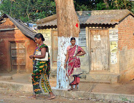 Odisha, Tribal, Women, Woman, Asia, India, Orissa