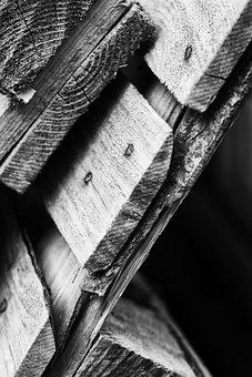 Pallet, Wood, Storage, Industry, Texture, Wooden