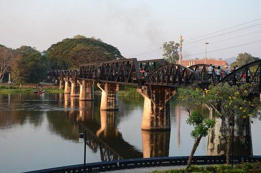 River, Kwai, Bridge
