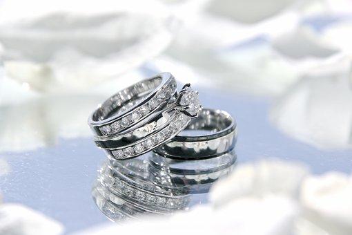 Wedding Rings, Lgbt, Marriage, Ring, Wedding, Love
