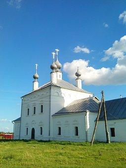 Minakova, Suzdal District, Russia, Monastery