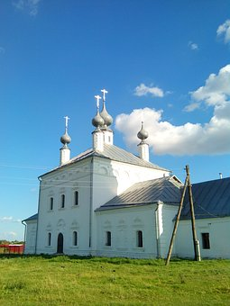 Minakova, Suzdal District, Russia, Monastery
