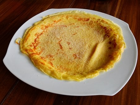 Pancake, Eat, Food, Delicious, Omelette, Meal, Cook