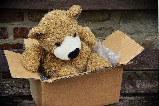 Package, Made, Packaging, Send, Cardboard Box