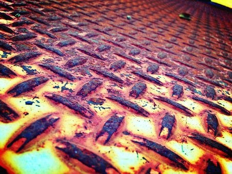 Rust, Vintage, Old, Texture, Surface, Metal, Rough