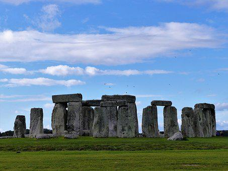 Stonehenge, England, Stones, Spiritual, United Kingdom