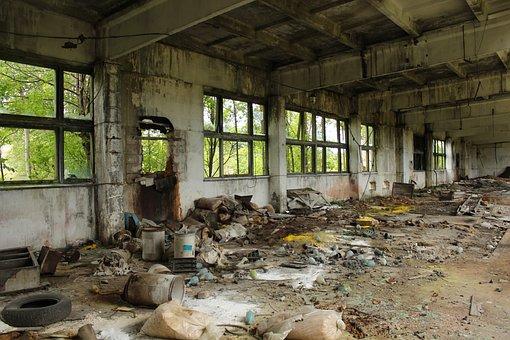 Abandoned, Urban, Exploration, Decay, Industry, Soviet