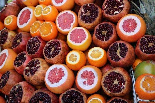 Fruits, Harmony, Compliance, Yellow, Orange