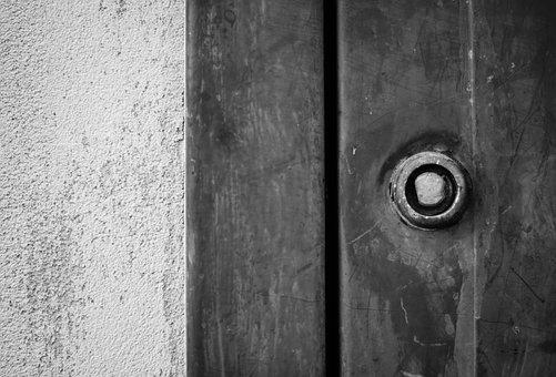 Door, Gate, Detail, Atmosphere, Architecture, Building