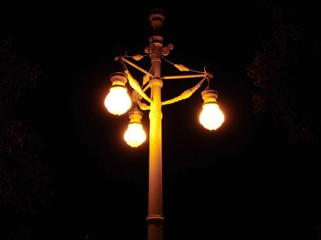 Lamp, Lighting, Lantern, Light, Bulb, Idea, Bright