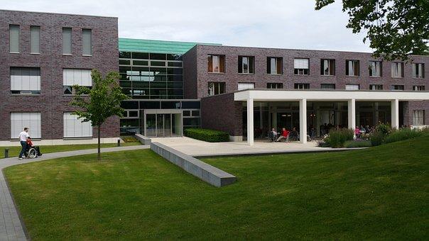 Rehab Center, Building, Sendenhorst, Clinic, Hospital