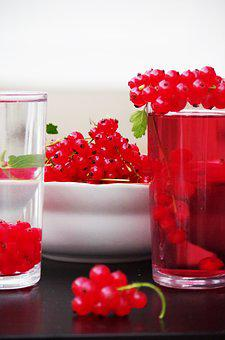Currant, Fruit, Health, Berry, Bunch Of Grapes, Garden