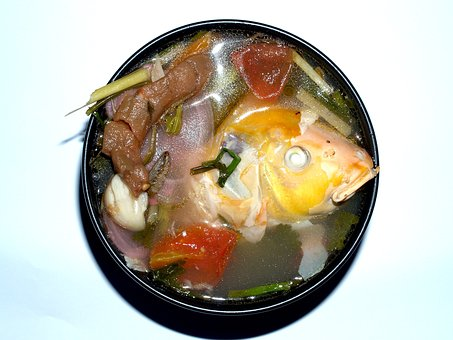 Asian, Bowl, Broth, Color, Colorful, Cooking, Delicious