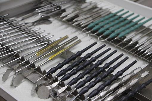 Dentist, Dental Instruments, Dentist Equipment