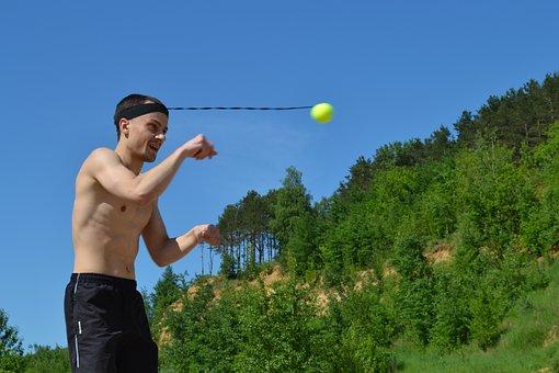 Fireball, Ball On An Elastic Band, Fight Bol, Training