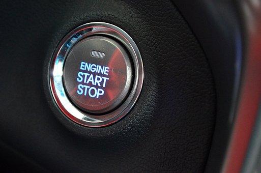 Start, Button, Ignition, System, Push, Car, Keyless