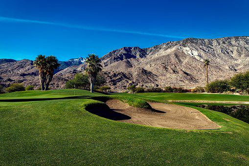 Indian Canyons Golf Resort, Golf Course, Palm Springs