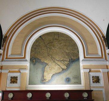 Indo China, Saigon, Ho-chi-minh-city, Post Office