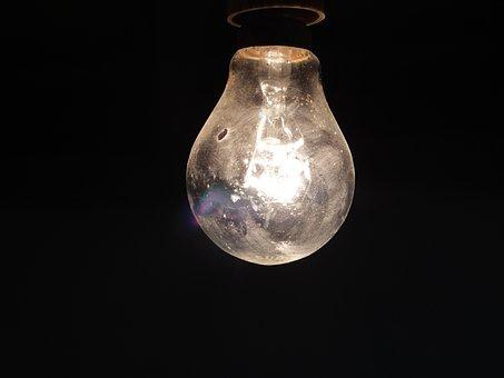 Bulb, Light, Electricity, Energy, Glass, Idea, Lamp