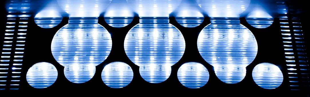 Led, Green, Light, Bulb, Led Light, Energy, Lamp, Power