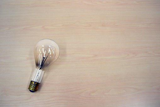 Light Bulb, Idea, Light, Dim, Burnt Out, Burned, Burnt