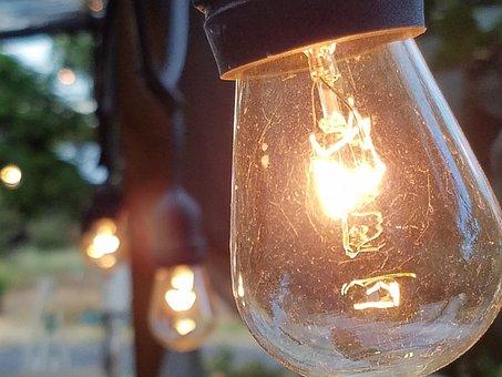 Light, Bulb, Evening, Light Bulbs, Energy