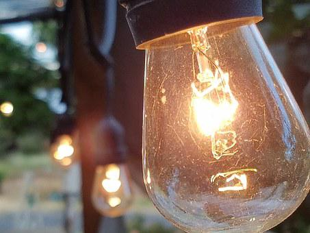 Light, Bulb, Evening, Light Bulbs, Energy