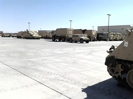 Humvee, Tank, Warfare, Military, War, Weapon, Soldier