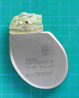 Pacemaker, Medical, Implant, Heart, Rhythm, Correction