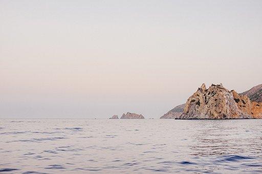 Coast, Coastline, Nautical, Rocks, Rock Face, Cliff