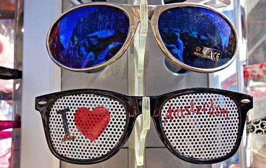 Glasses, Sun Glasses, Lens, Protection, Uv-filter