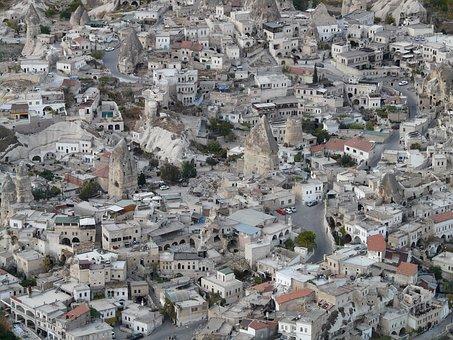 Göreme, Turkey, Cappadocia, Uchisar, Place