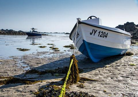 Boat, Sea, Seaside, Travel, Water, Summer, Vacation