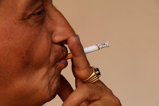 Vice, Tobacco, Cigar, Addictions, Cigarette