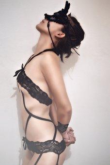 Bdsm, Body, Bondage, Lingerie, Mask, Sexy, Seductive