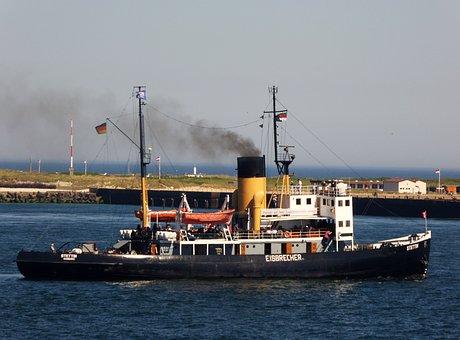 Marine Diesel, Fine Dust, Air Pollution, Diesel