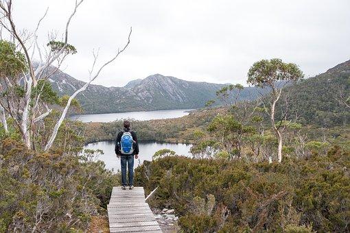 Lake Lilla, Dove Lake, Cradle Mountain, Tasmania
