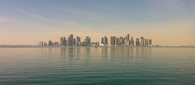 Doha, Qatar, City, Landscape