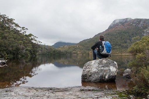 Lake Lilla, Cradle Mountain, Tasmania, Nature