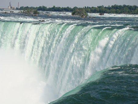 Niagara Falls, Horseshoe Falls, Canada, Waterfalls