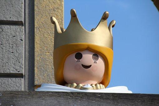 Playmobil, Children's Day, Queen, Children, Birthday
