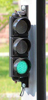 Traffic Lights, Green, Light Signal, Traffic Signal