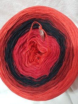 Hand Labor, Crochet, Knit, Hobby, Wool, Bobbel