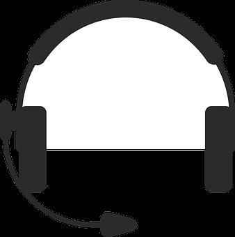Call Center, Call Centre, Headphones, Headset