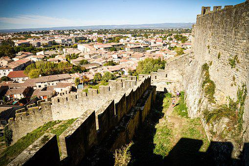 Carcassonne, Medieval, Aude, Cathar Country