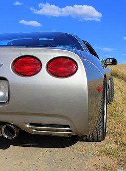 Corvette, Taillights, C5